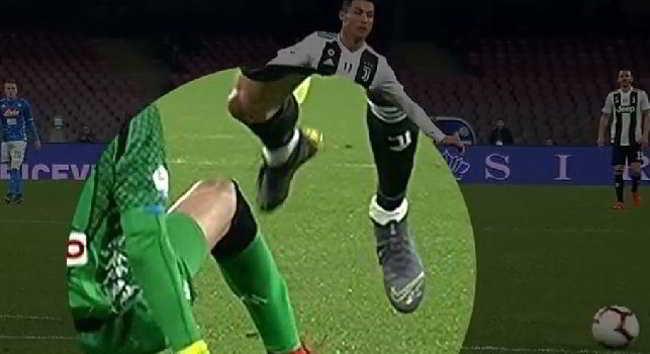 """Paolo Liguori: """"Ronaldo simulatore. Con o senza Var..."""""""