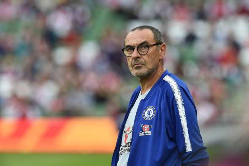 "Sarri: ""guarderò Napoli-Juve e tiferò per gli azzurri. Esonero..."""