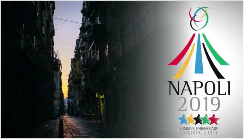Napoli, Universiade 2019. Toni Servillo regista dell'evento