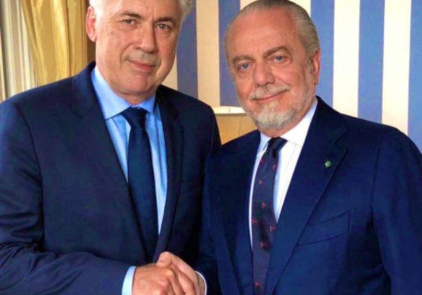 De Laurentiis no stop al telefono con Ancelotti, il presidente spera...