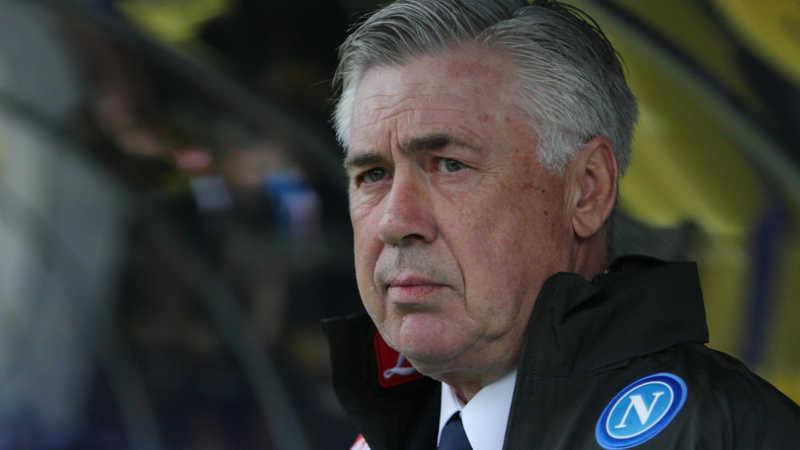"""Ancelotti a Dazn: """"siamo in ripresa. Dispiaciuto per la contestazione"""""""
