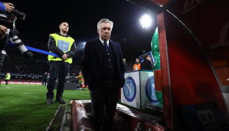 Ancelotti peggio di Sarri ma è protetto dalla stampa. Il FQ attacca...