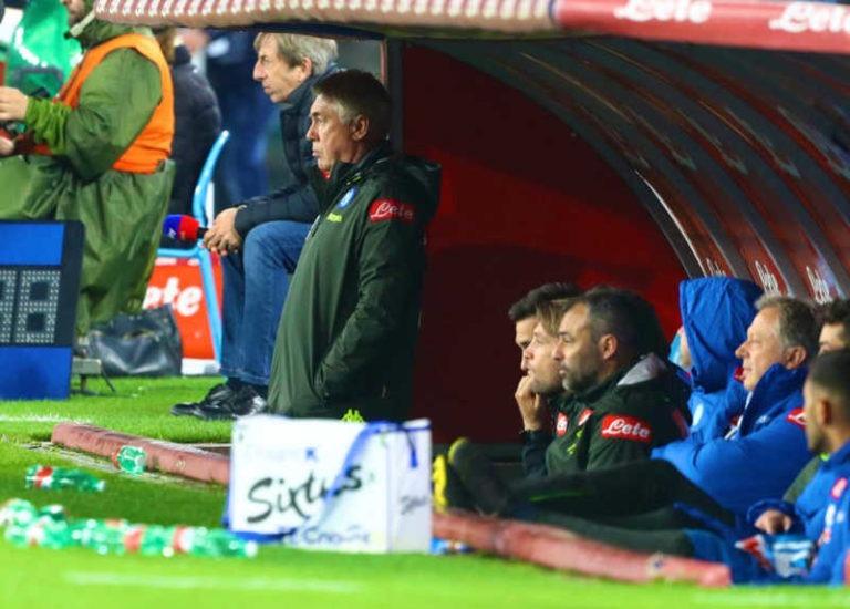 """Sky: """"il Napoli farà un mercato importantissimo. Ancelotti..."""""""