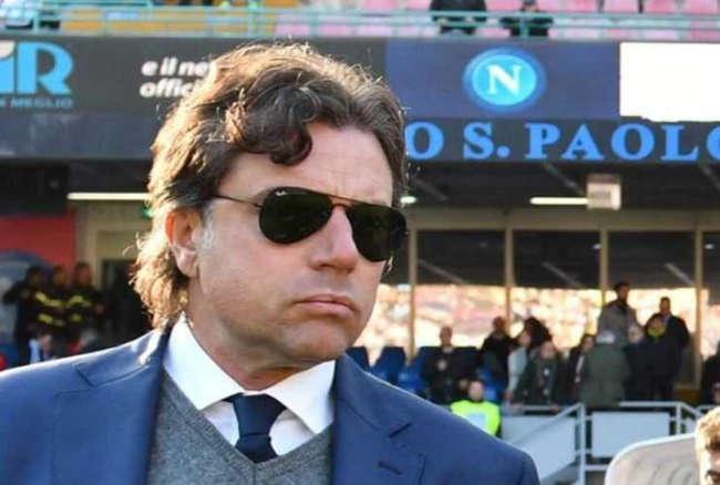 """Napoli, Giuntoli: """" L'eliminazione? l'Arsenal ai punti avrebbe perso""""Napoli, Giuntoli: """" L'eliminazione? l'Arsenal ai punti avrebbe perso"""""""