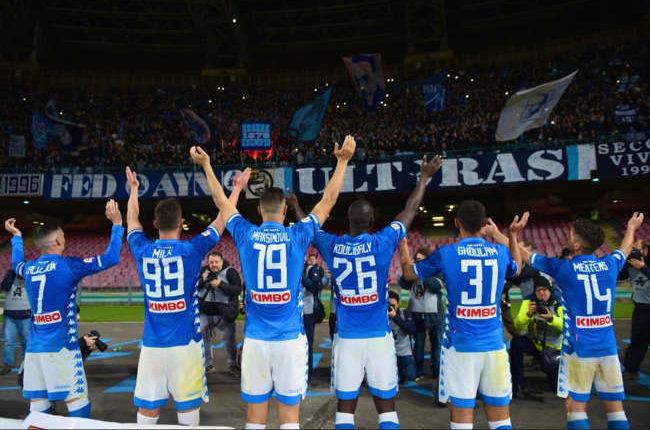 Napoli, l'Arsenal alle porte ma il sold out è lontano