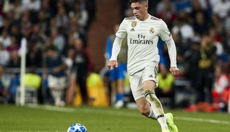 Il Napoli su Valverde del Real Madrid. Può arrivare da Ancelotti per 18 milioni.
