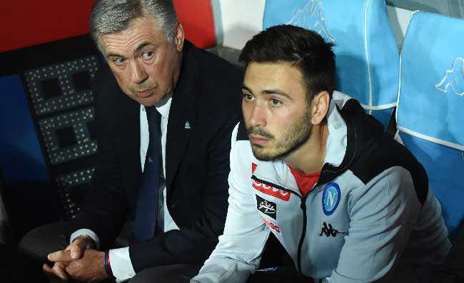 """Tarallo: """"l'ufficio stampa del Napoli manda allo sbaraglio Davide Ancelotti"""""""