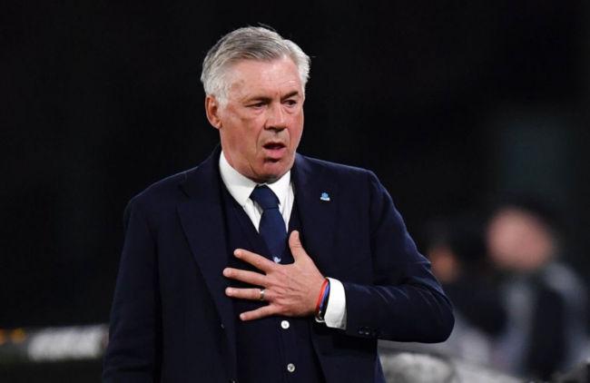 Ancelotti castiga il Napoli. A Pasqua tutti in ritiro. Il tecnico delusi dai big...