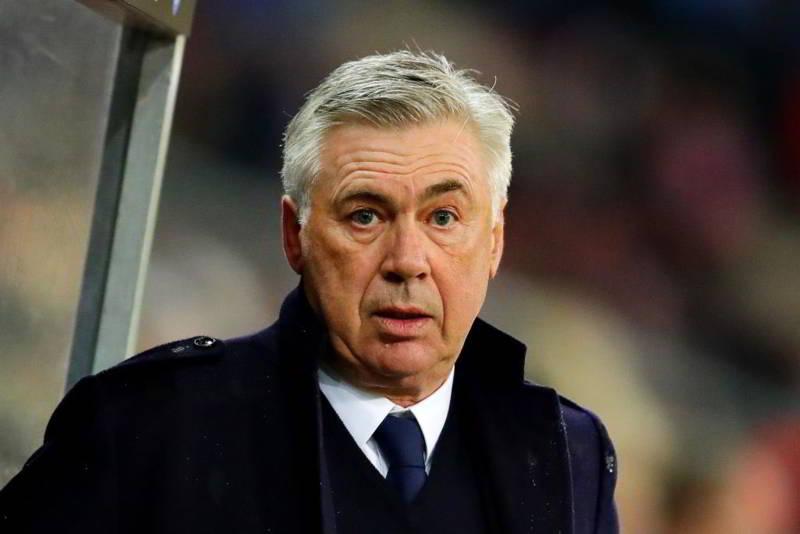 """Gazzetta. Nell'intervallo di Roma-Napoli Ancelotti sbotta: """"adesso basta..."""""""