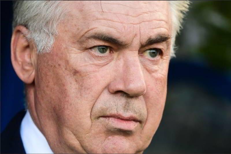 Corriere: Ancelotti furioso, i giocatori non l'avevano mai visto così arrabbiato