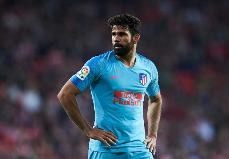 Diego Costa chiama Napoli. L'ex Chelsea scaricato dall'Atletico