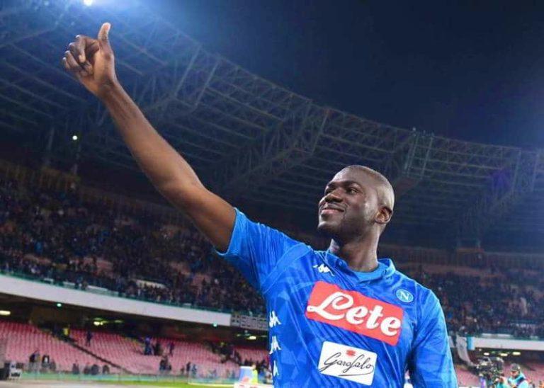 """La Juve su koulibaly. The Independent: """"4 big per il difensore del Napoli"""""""
