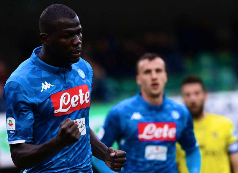 """Koulibaly dice no alla Juve. Pedullà : """"il Napoli farà un grande mercato"""""""