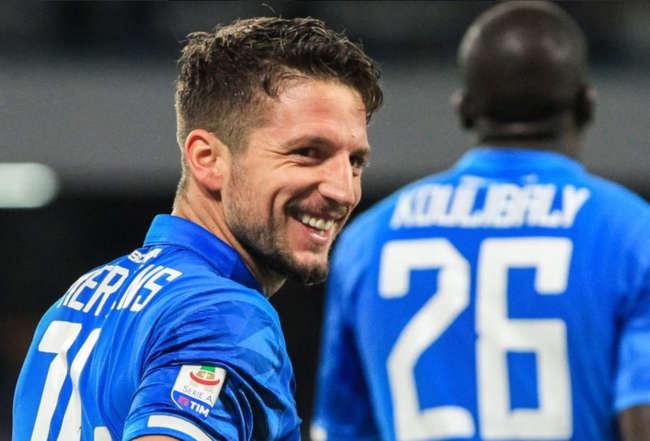 Mertens lascia Napoli, piacciono due italiani. Anche Hysaj via