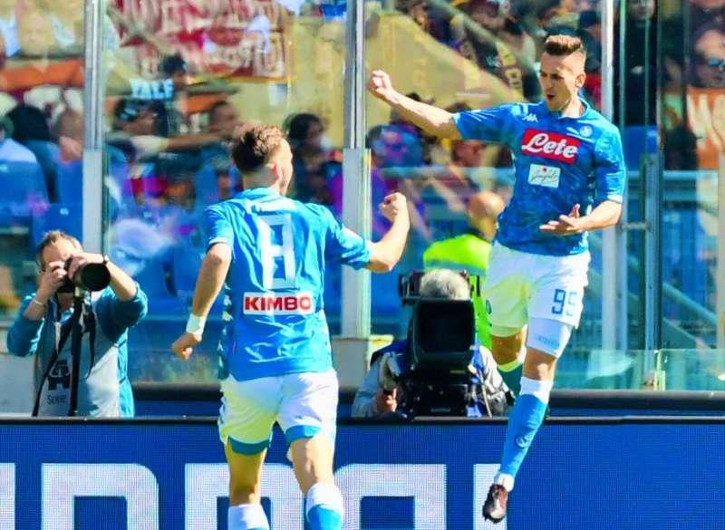 Il Napoli a Roma è stato come il Bayern. Non accadeva dal 2014