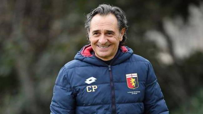 Napoli-Genoa. La mossa di Prandelli per sorprendere Ancelotti