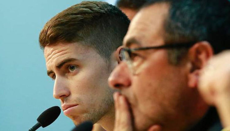 "Sarri e Jorginho: ""forza Napoli, gli azzurri possono qualificarsi"""