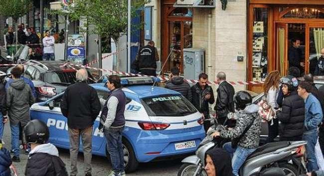 Bimba ferita a Napoli, colpita da un proiettile. Ferita anche la nonna