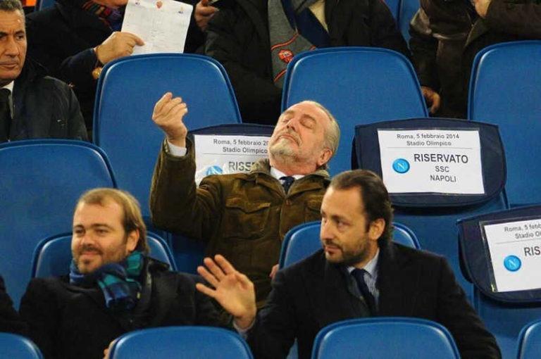 Napoli, Lazard valuta il club per conto di alcuni investitori