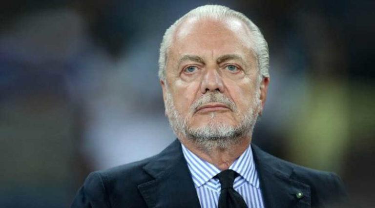 """De Laurentiis: """"ho rifiutato 900 milioni per il Napoli. Voglio Quagliarella"""""""