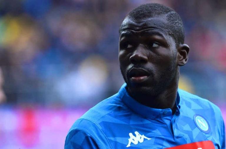 Napoli, Koulibaly no a 90 milioni, rifiutata l'offerta del Real Madrid