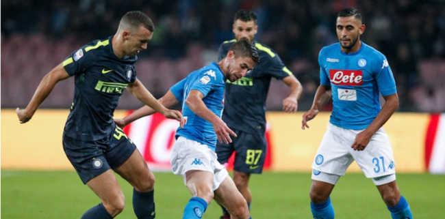 Napoli-Inter, la Champions passa dal San Paolo