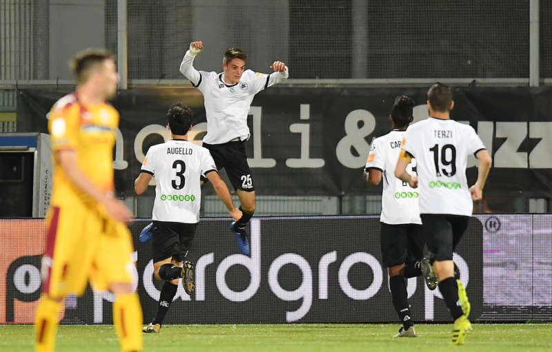 Spezia vs Cittadella - Playoff Serie B