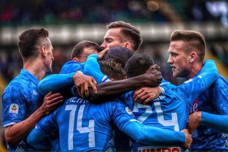 Cresce il valore del Napoli. Gli azzurri secondi dietro la Juventus
