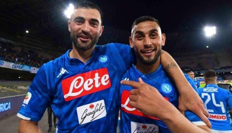 Napoli, Ghoulam saluta sui social e lancia un indizio sul futuro