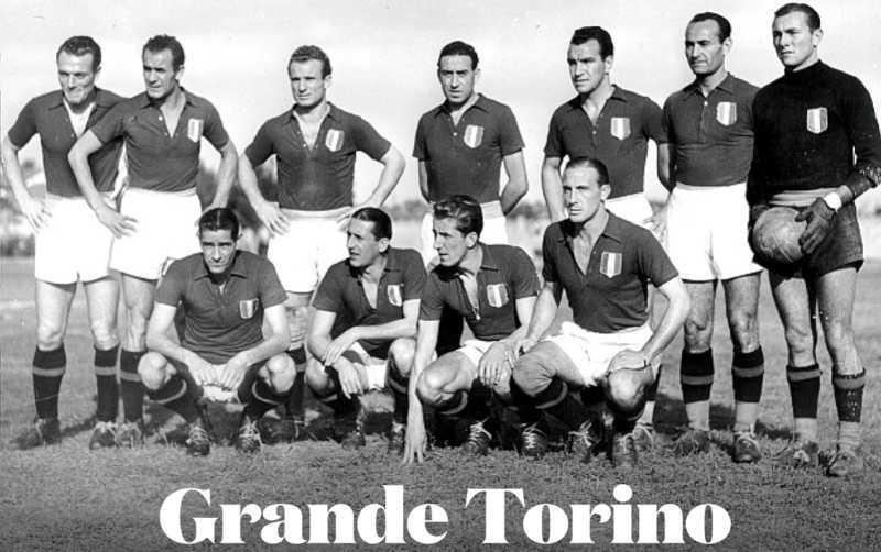 Il grande Torino. Il 4 maggio 1949 lo schianto di Superga