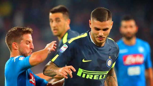 """Fedele: """" Icardi? Marotta è stato a Napoli. Vi racconto un retroscena"""""""