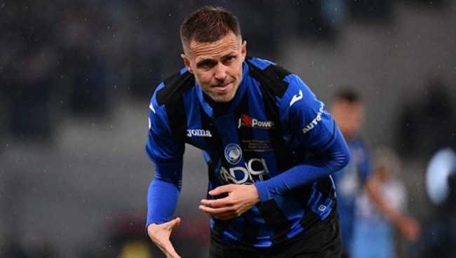 """Ilicic chiude al Napoli: """"Resto all'Atalanta, voglio godermi la Champions"""""""