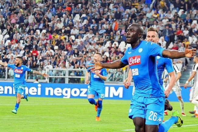 La Juventus su Koulibaly. Il senegalese dice no ai bianconeri