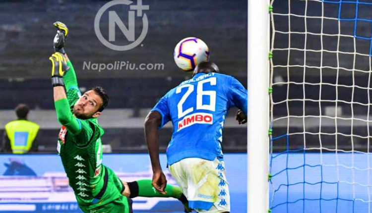 Napoli, premiato koulibaly come miglior difensore della serie A