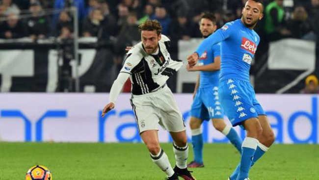 """Marchisio: """"Il Napoli di Sarri fece soffrire la Juve, mi veniva da piangere..."""""""
