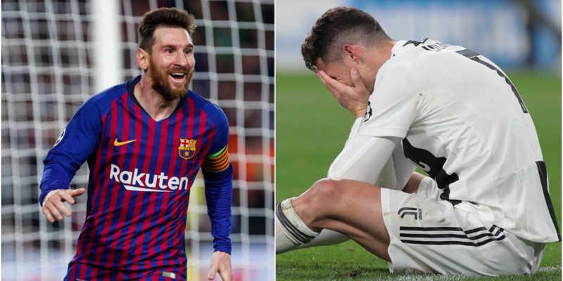 Messi-Ronaldo: Ecco chi è il più grande. I numeri di CR 7 e della Pulce