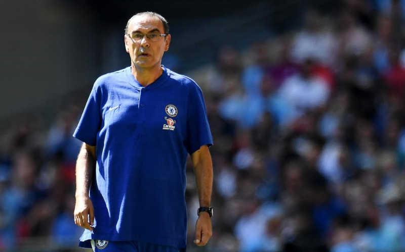 """Sarri: """"resto in premier, ma le emozioni di Napoli sono irripetibili"""""""