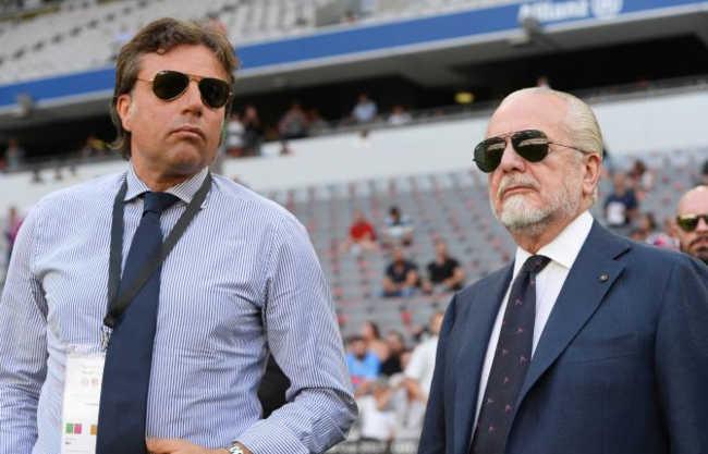De Laurentiis agita i tifosi: «Quale sorpresa rivelerà?». Sui social si scatenano