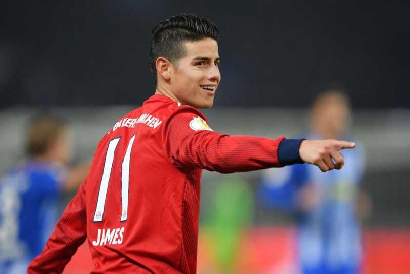 James Rodriguez ha detto si al Napoli. Affare da 100 milioni