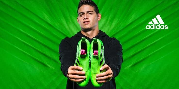 James Rodriguez-Napoli. Adidas pronta a finanziare il colpo
