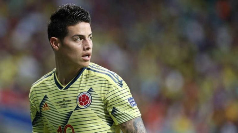 "Napoli, James Rodriguez: ""non so dove giocherò, chiedetelo al Real"""