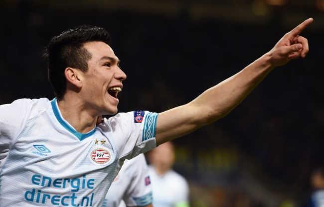 Napoli-Lozano al PSV 50 milioni. Nodo diritti d'immagine