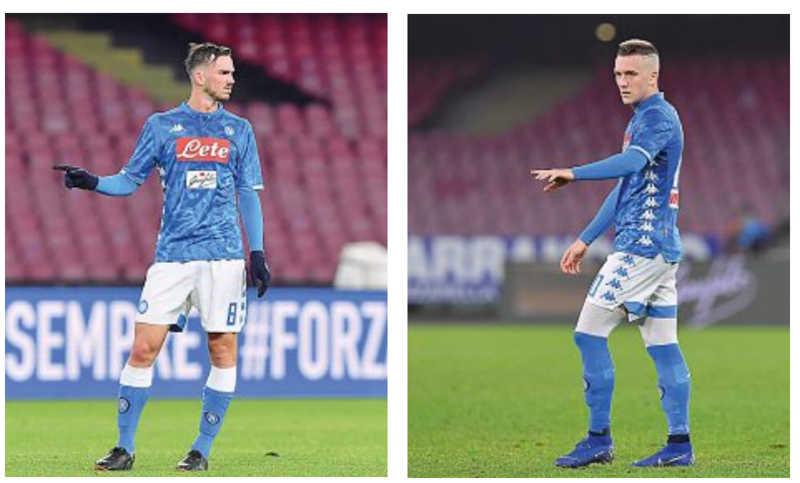 L'inter su Zielinski e Fabian Ruiz. Il Napoli dice no. I dettagli