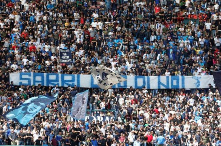 Sarri e la Juventus, non fu vero amore con i tifosi del Napoli