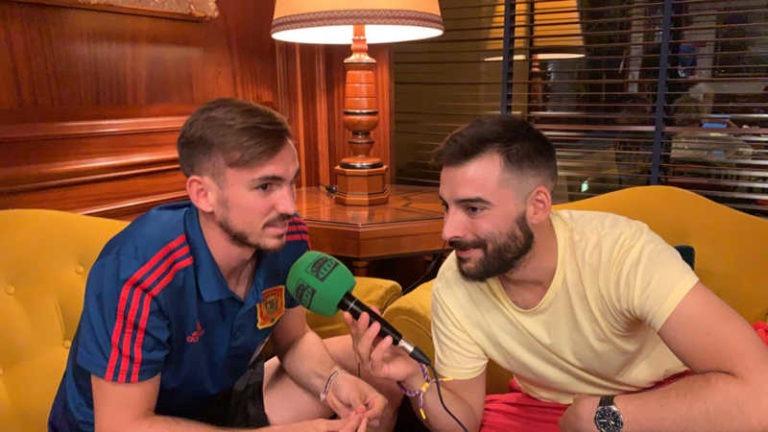 """Fabian dalla Spagna: """"Futuro? penso all'europeo. Ringrazio Ancelotti..."""""""