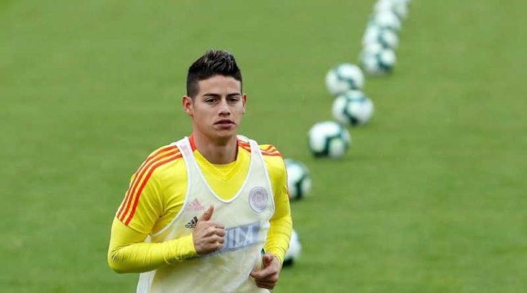 Napoli, James Rodriguez in prestito dal Real e super offerta per Lozano