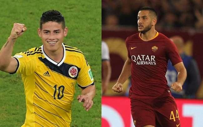 James Rodriguez e Manolas saranno del Napoli. Carlo Alvino su Twitter esprime la massima certezza sul futuro dei due giocatori.