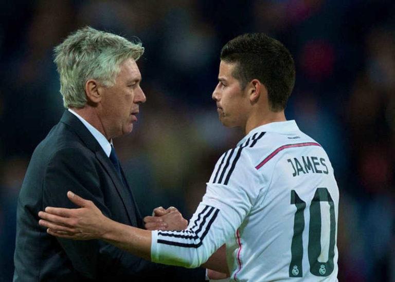 """Alvino: """"James Rodriguez ha detto si al Napoli. Mediazione di Ospina"""""""