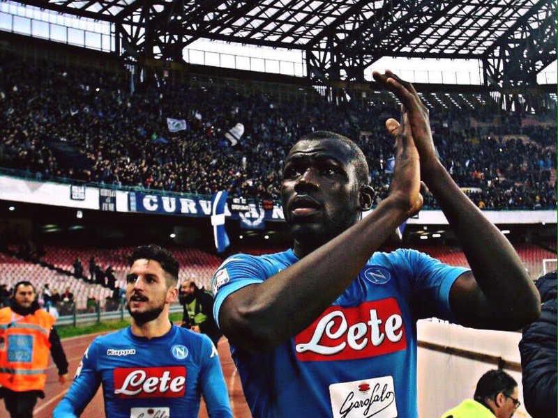 Koulibaly vale 120 milioni, il Napoli risponde al Manchester City