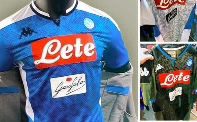 La nuova maglia del Napoli 2019-20 è un prototipo. Fromisano spiega...